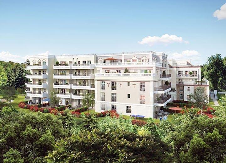 Programme immobilier neuf Route du Plessis Piquet à Châtenay-Malabry