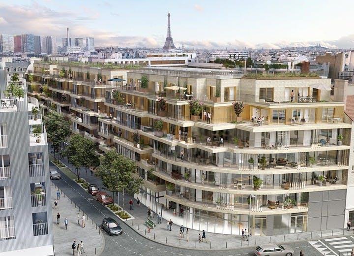 Le programme immobilier neuf Ateliers Vaugirard chapitre 2 à Paris 15