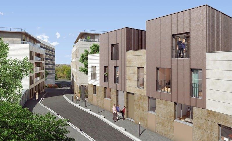 Programme immobilier neuf Rue Tronchet à Palaiseau