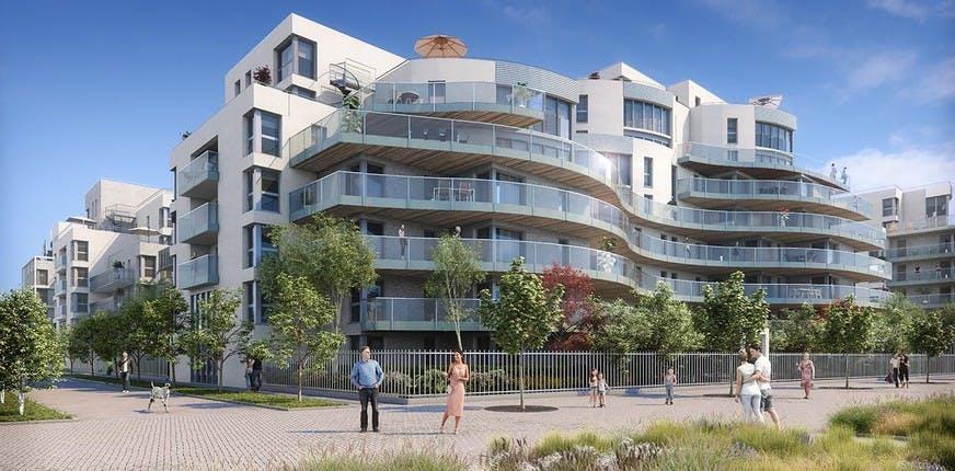 Le programme immobilier Carré de l'Arsenal à Rueil-Malmaison, au cœur du Grand Paris Express