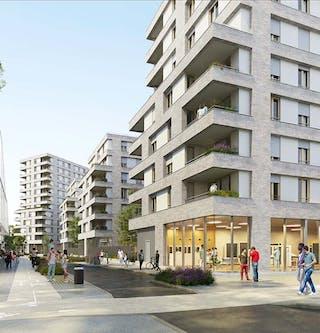 Nouveau programme immobilier à Gennevilliers