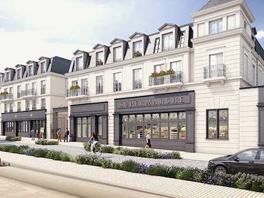 Programme immobilier neuf Quartier de la Roseraie à L'Haÿ-les-Roses