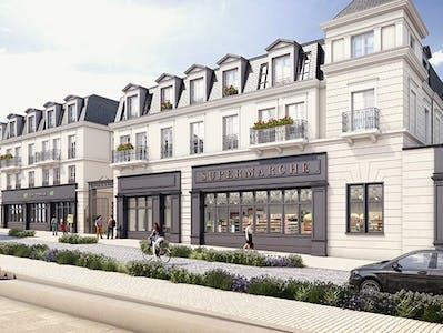 Le programme immobilier neuf Quartier de la Roseraie à L'Haÿ-les-Roses MEDIAS MOBILE