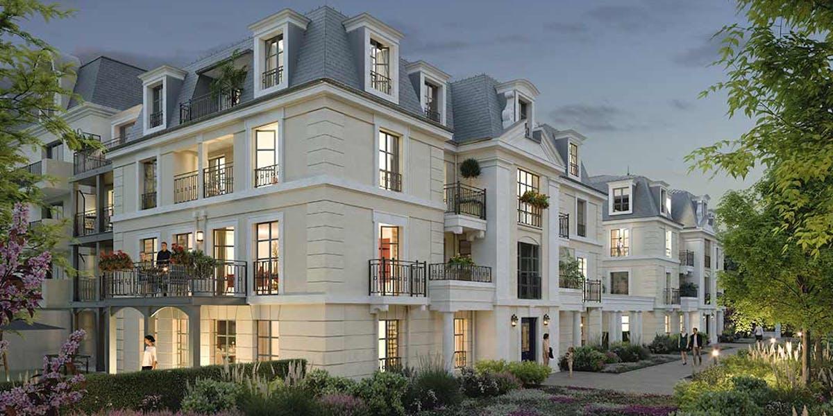 """Le programme immobilier neuf à La Garenne-Colombes """"51 Rue Veuve Lacroix"""""""