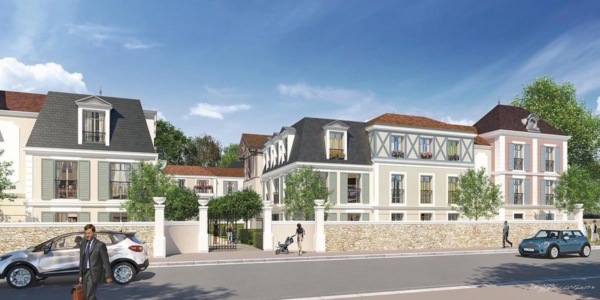 Programme immobilier neuf Avenue Lecomte à Villiers-sur-Marne