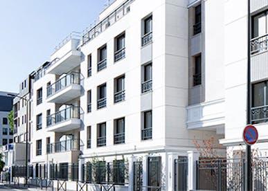 Programme immobilier neuf 23-31 rue Jean Pierre Timbaud à Châtillon