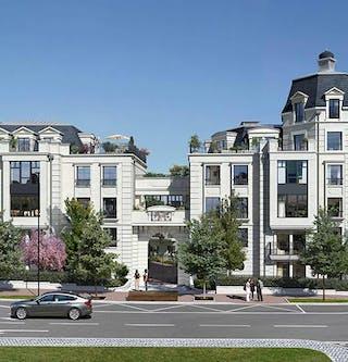 Le programme immobilier neuf Place du Garde à Clamart