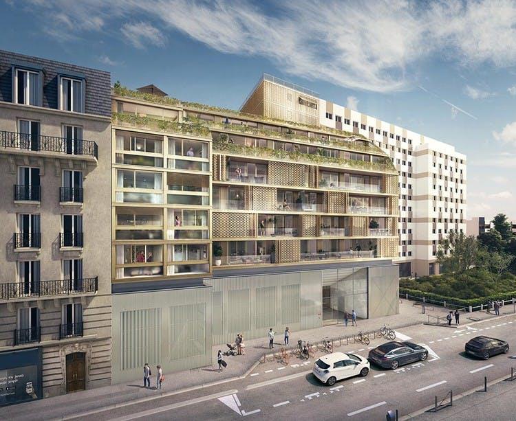 Ateliers Vaugirard chapitre 1 à Paris 15