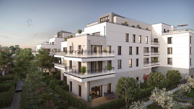Programme immobilier neuf Aveenue Didier à Saint-Maur-des-Fossés