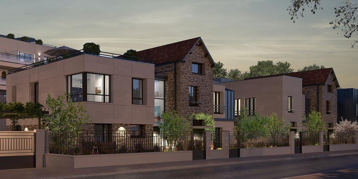 Maison du programme immobilier neuf 60 Avenue Didier à Saint-Maur