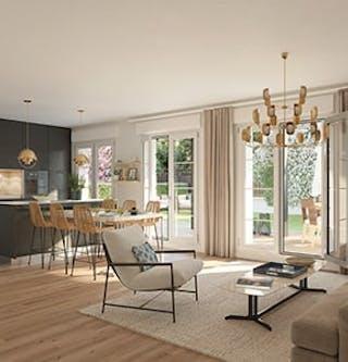 """Appartement du programme immobilier neuf à La Garenne-Colombes """"51 Rue Veuve Lacroix"""""""