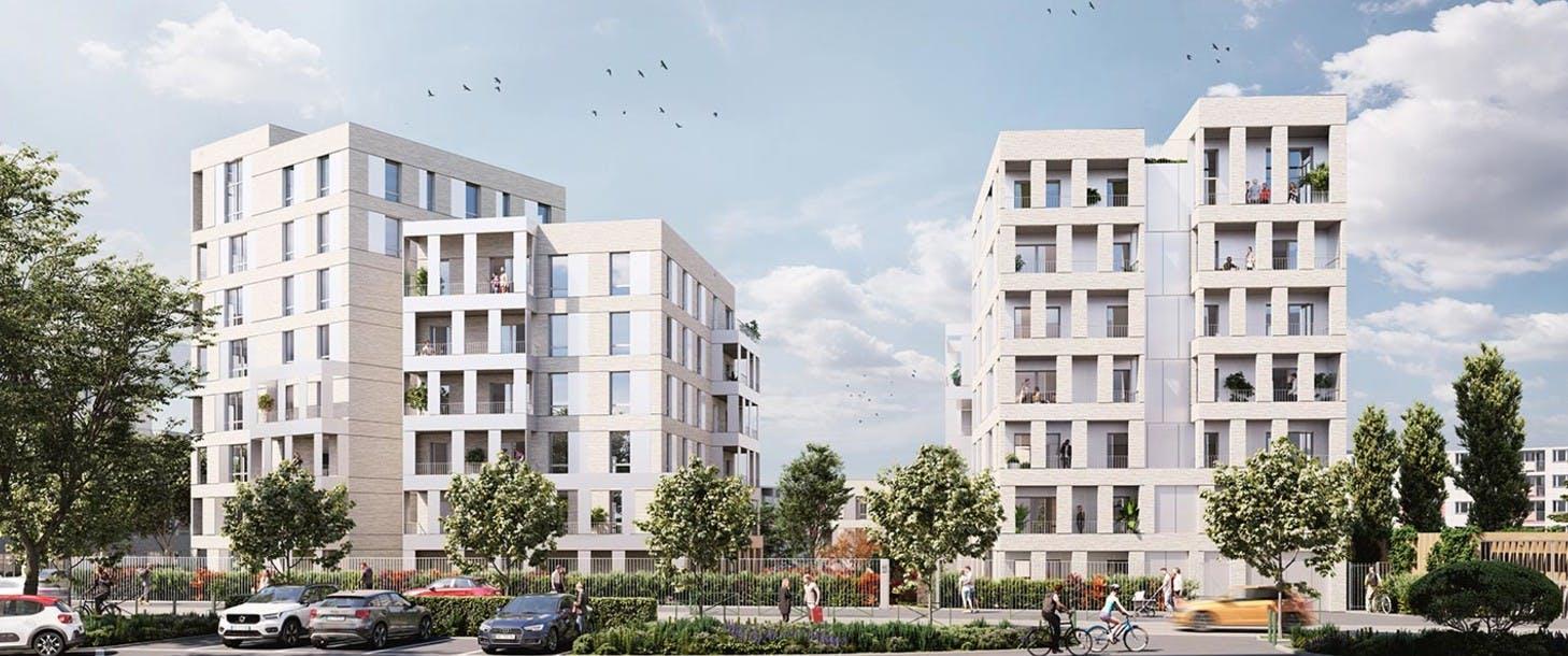 Nouveau programme immobilier neuf à Nanterre