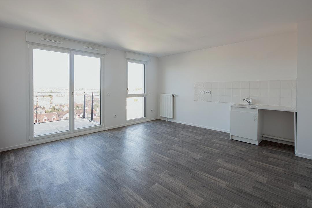 Appartement neuf à Bezons, 31-33 Avenue Gabriel Péri