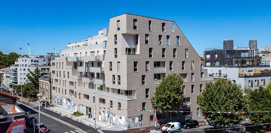 Livraison du programme immobilier neuf à Gentilly 20 rue Jean Jaures