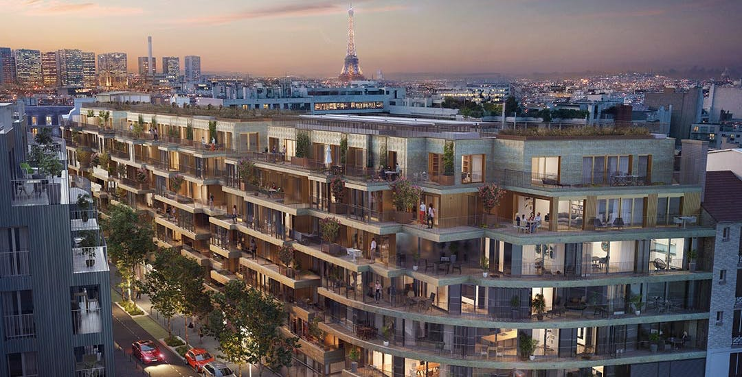 Le programme immobilier neuf Les Ateliers Vaugirard au coeur de Paris