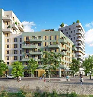 Programme immobilier neuf Rue Vladimir Kramnik à Asnières-sur-Seine