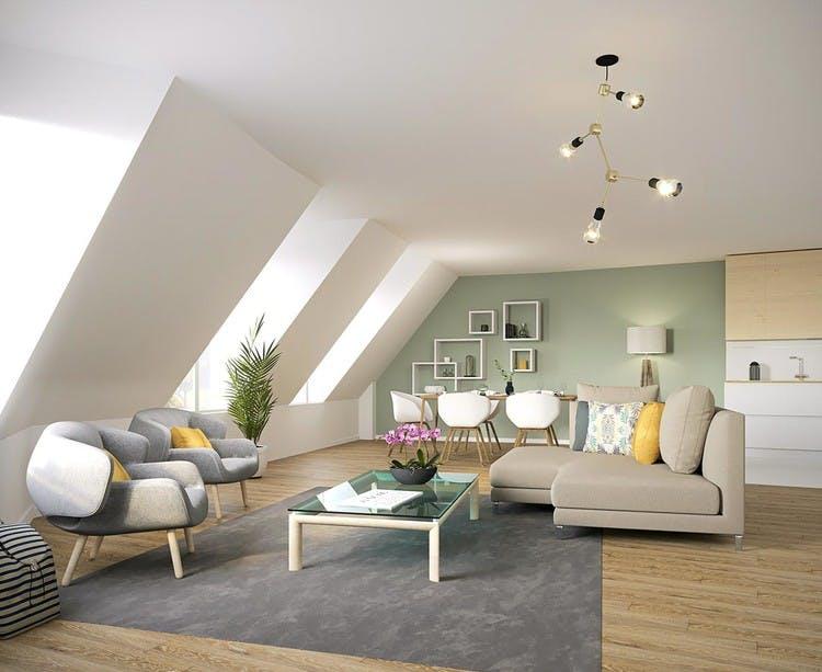 3 rue Saint-Denis à Colombes : appartement