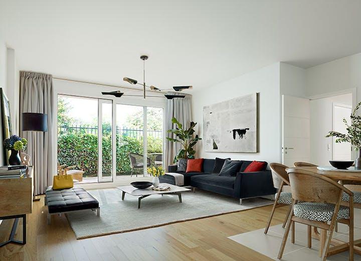 """Maison neuve du programme immobilier """"Rue du Maréchal de Lattre de Tassigny"""""""