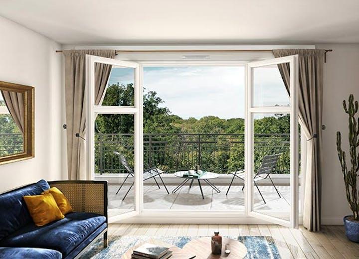 Appartement neuf de la résidence Route du Plessis Piquet à Châtenay-Malabry