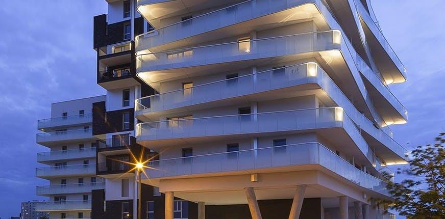 Programme immobilier neuf Trilogie à Asnières-sur-Seine