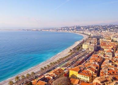 Vue de la Baie des Anges à Nice - Emerige Côte d'Azur Sud