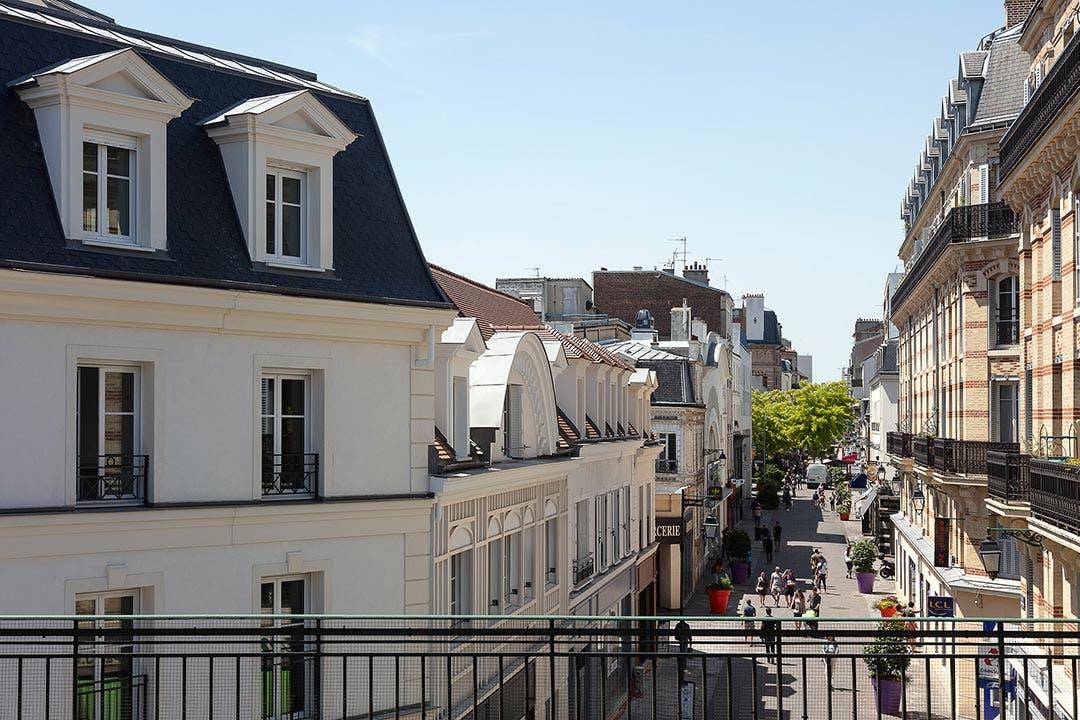 Livraison du programme immobilier neuf 3 rue Saint-Denis à Colombes