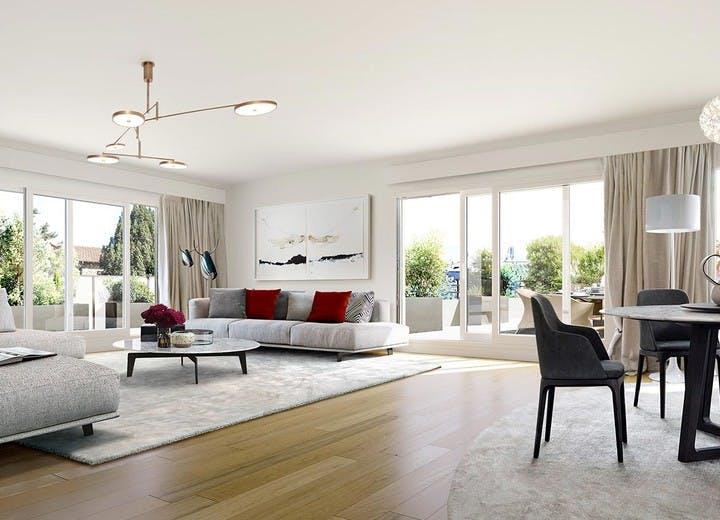 Appartement du programme immobilier Rue du Maréchal de Lattre de Tassigny au Chesnay