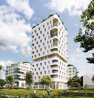 Nouveau programme immobilier neuf à Asnière-sur-Seine