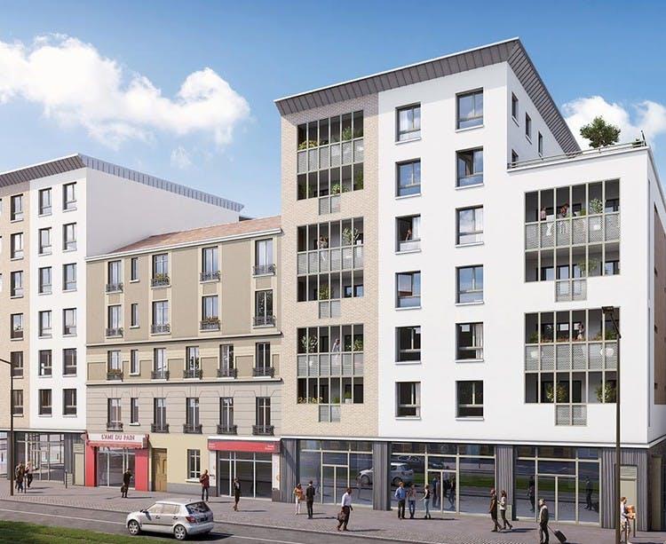 Programme immobilier neuf 1 Marcel Sembat à Saint-Denis