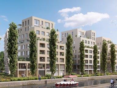 Le programme immobilier neuf Paris Canal - 165 Rue de Paris à Bobigny