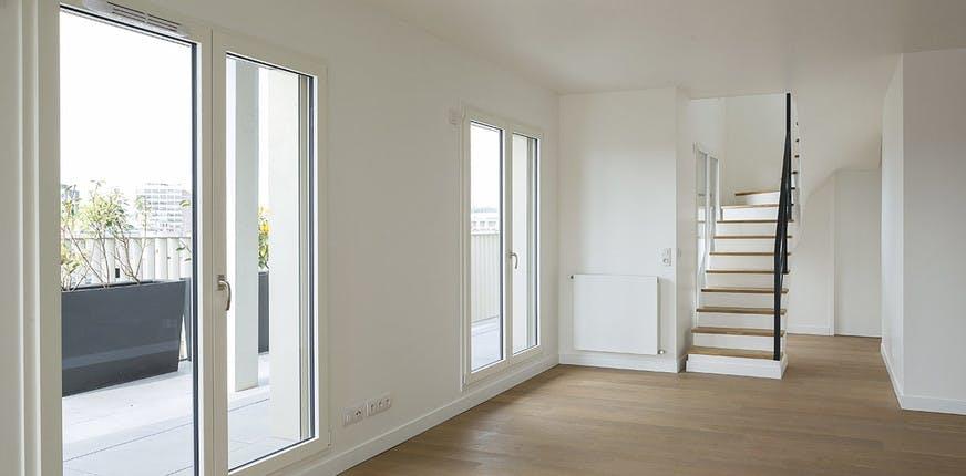 Appartement neuf du programme immobilier 5 rue Erard à Paris 12