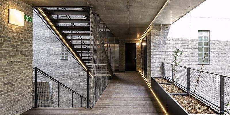 Le programme immobilier neuf 12 Popincourt à Paris 11