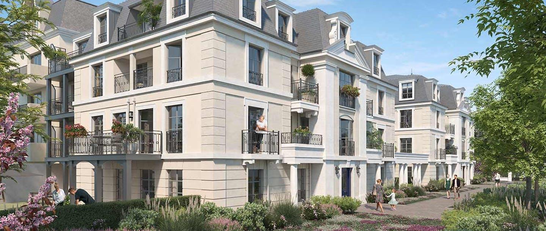 Le programme immobilier neuf 51 Rue Veuve Lacroix à La Garenne-Colombes