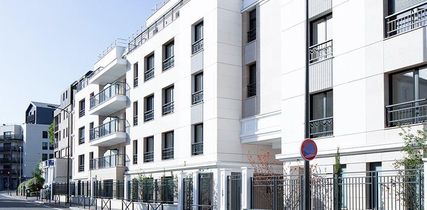 Livraison du programme immobilier neuf à Châtillon 23-31 rue Jean Pierre Timbaud