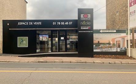 Espace de vente Emerige à Clamart