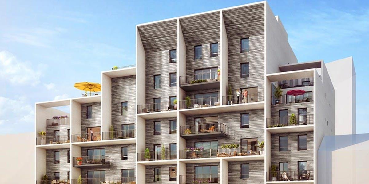 Programme immobilier neuf 14 Ornano à Saint-Denis