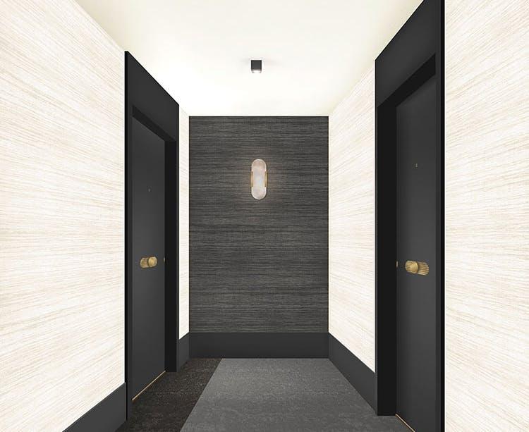 """Palier du programme immobilier neuf à La Garenne-Colombes """"51 Rue Veuve Lacroix"""""""