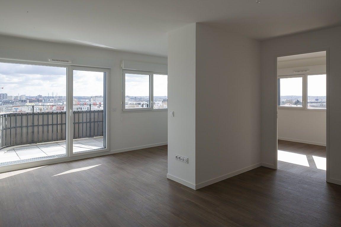 Variations à Vitry-sur-Seine : livraison de l'immeuble Kopo (appartement)