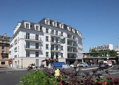 le programme immobilier neuf 3 rue Saint-Denis à Colombes