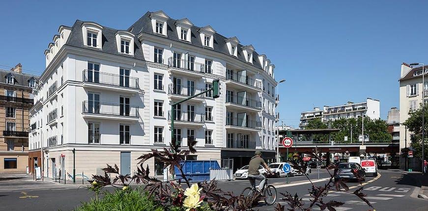 """Livraison du programme immobilier neuf à Colombes """"3 rue Saint-Denis"""""""