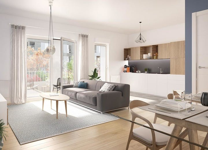 Appartement neuf à Nanterre