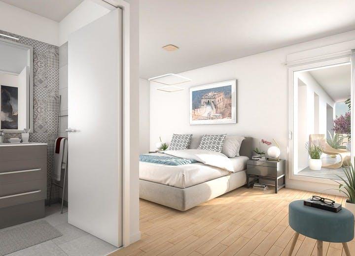 Prestations du programme immobilier neuf 120 Danton à Levallois