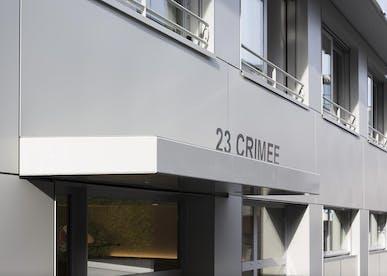 23 Crimée à Paris 19 : livraison de la résidence