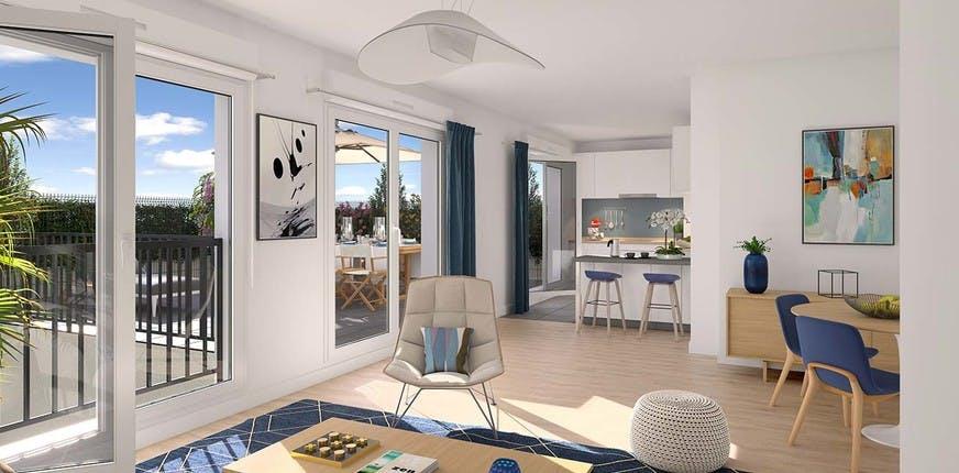 4 boulevard Carnot à Alfortville : appartement