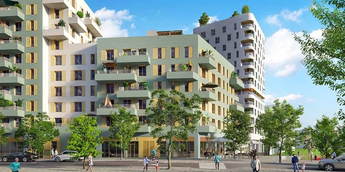 Programme immobier neuf Rue Vladimir Kramnik à Asnières-sur-Seine