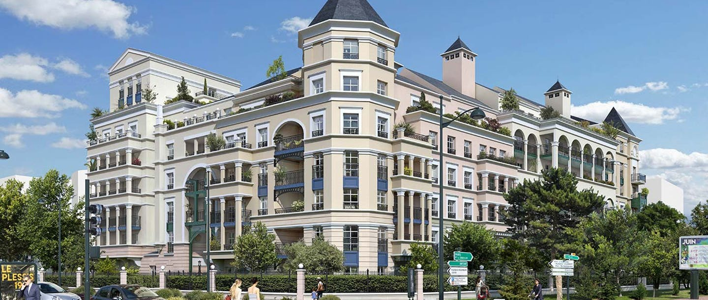 Programme immobilier 18 avenue Edouard Herriot au Plessis-Robinson
