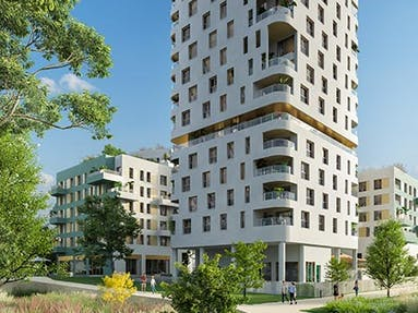Nouveau programme immobilier neuf à Asnières-sur-Seine