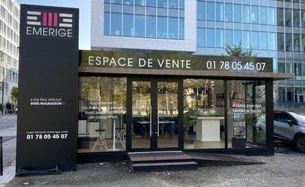 Espace de vente Emerige à Rueil-Malmaison