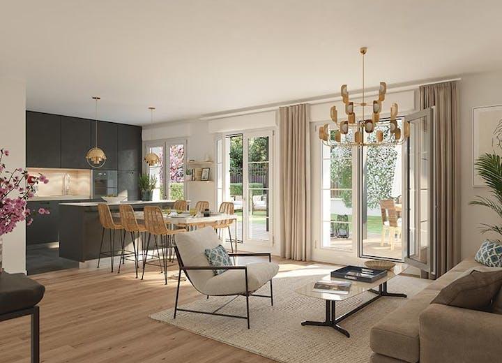 Appartement neuf du programme immobilier 51 Rue Veuve Lacroix à La Garenne-Colombes