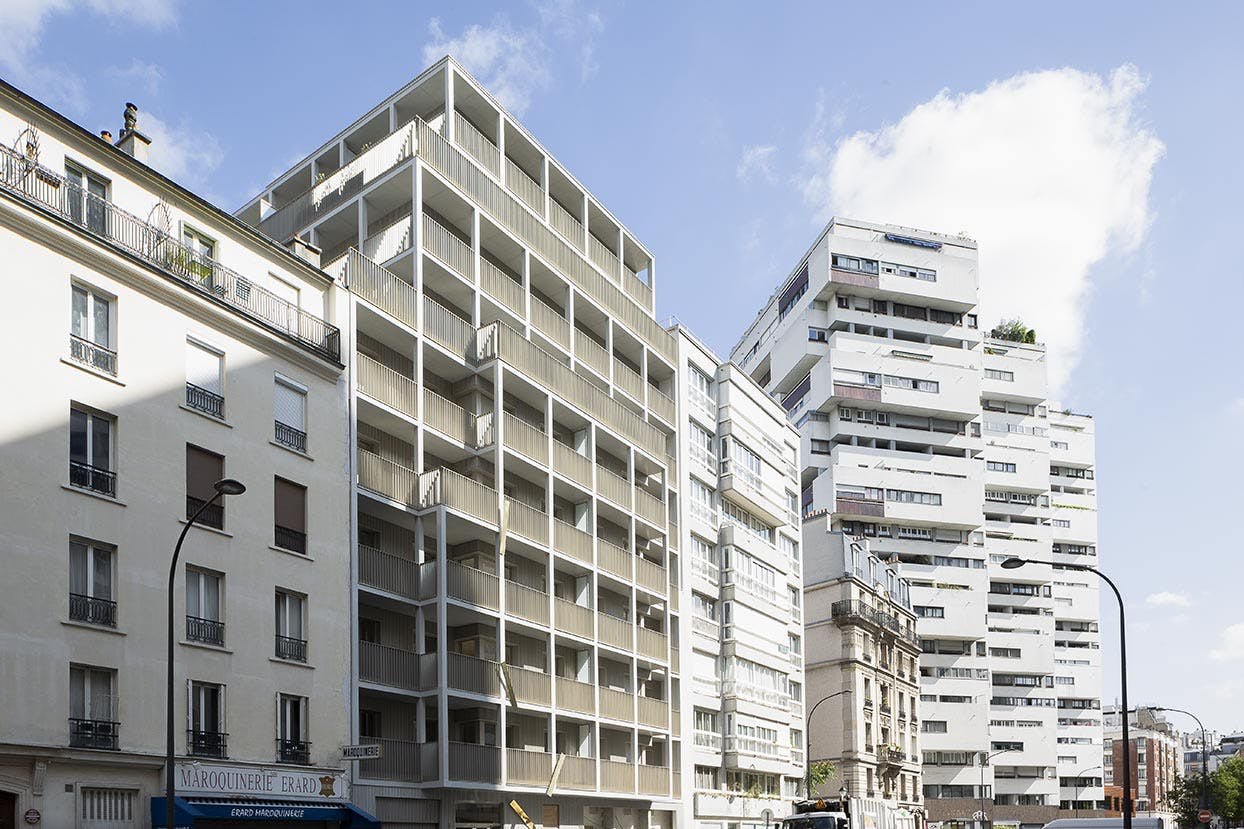 5 rue Erard à Paris 12 : livraison de la résidence